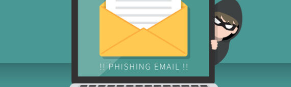 Phishing: Think! Check the link!